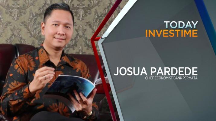 Chief Economist PT Bank Permata Tbk (BNLI), Josua Pardede