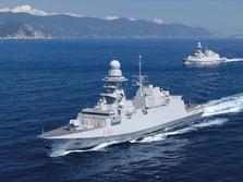 Deal! Prabowo Borong 8 Kapal Perang Buatan Italia