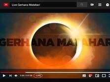 Warga +62 Bisa Ikut Lihat Gerhana Matahari Cincin di Sini