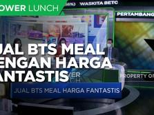 Jual BTS Meal dengan Harga Fantastis