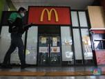 Penampakan McD yang Disegel & Tutup karena Antrean BTS Meal