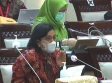 Rapat di DPR, Sri Mulyani Dicecar Soal Pajak Sembako!