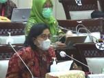 Turun Rp 3 T, Sri Mulyani Ajukan Anggaran Rp 43 T di 2022