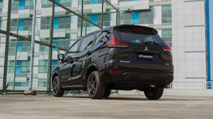 Mitsubishi Xpander Rockford Fosgate Black Edition (Dok. Mitsubishi Motors Krama Yudha Sales Indonesia (MMKSI))