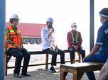 Curhat Sopir Kontainer ke Jokowi: Diancam & Dipalak Preman!