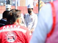 Jokowi Telepon Kapolri soal Sopir Truk Dipalak, Ini Ceritanya