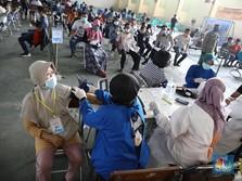 PPKM Dilonggarkan, RI Tambah 19 Ribu Pasien Covid Hari Ini