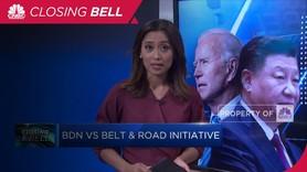 BDN AS VS Belt & Road Initiative China