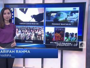 Hot News: Vaksin Covid-19 AS, Hingga BTS Meal Malaysia