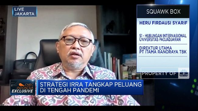 IRRA Begini Strategi & Transformasi Bisnis IRRA Pasca Pandemi