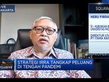 Tingkatkan Pendapatan, IRRA Perluas Bisnis ke Sektor Ritel