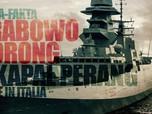 Deretan Fakta Prabowo Borong 8 Kapal Perang Buatan Italia