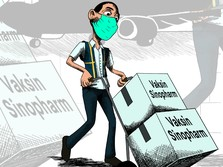 Vaksin Gotong Royong Boleh Sama dengan Vaksin Pemerintah