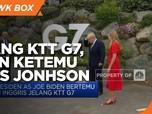 Jelang KTT G7, Joe Biden Bertemu Boris Jonhson
