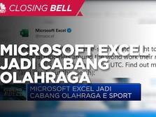 Microsoft Excel Jadi Cabang Olah Raga eSports
