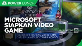 Microsoft Siapkan Video Game dari TV Tanpa Konsol