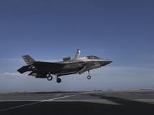 Bukan Jet Tempur Siluman, AS Rayu RI Beli Jet Tempur Ini