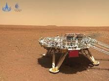 Terungkap! China Berencana Kirim Manusia ke Mars Pada 2023