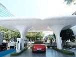 Indonesia Timur Kini Punya Stasiun Charging Mobil Listrik lho