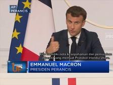 Prancis Tuding Inggris Tak Komitmen Perjanjian Pasca-Brexit
