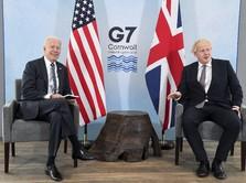 Minggir Semua, Big Bos Genk Negara Tajir Ketemuan di Inggris!