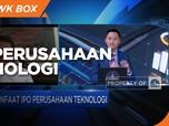 Sumbang Saran IFSoc Dorong IPO Perusahaan Teknologi
