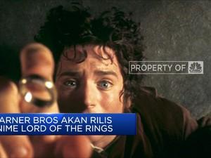 Warner Bros Akan Rilis Anime Lord Of The Rings