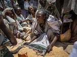 Potret Kelaparan yang Terus Melanda Warga di Ethiopia