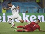 Potret Euro 2020 di Tengah Pandemi, Italia Kalahkan Turki 3-0