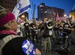Suka Cita Jelang Netanyahu Lengser Usai 12 Tahun Berkuasa