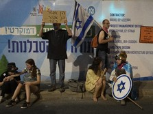 Batal Good Bye! Israel Wajibkan Lagi Pakai Masker