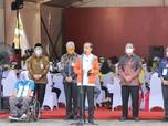 4.000 Vaksin Disiapkan Untuk Pekerja Pelabuhan Tanjung Mas