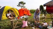 Cara Milenial 'Membunuh' Penat dengan Camping Akhir Pekan