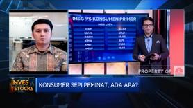 Uji Minat Investasi Saham Sektor Konsumer