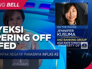 ANZ Banking Group Proyeksi Tappering The Fed Terjadi di 2020