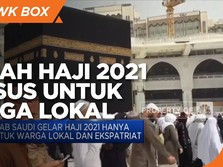 Arab Saudi: Haji 2021 Hanya untuk Warga Lokal dan Ekspatriat