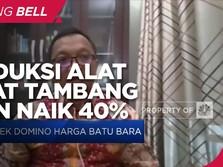 Demand Batu Bara Melesat, Produksi Alat Berat 2021 Naik 40%