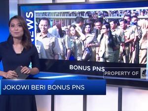 Hot News: Jokowi Beri Bonus PNS, Hingga Ancaman Ekonomi RI