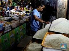 Potret Pedagang Pasar Tradisional Saat Heboh Isu PPN Sembako
