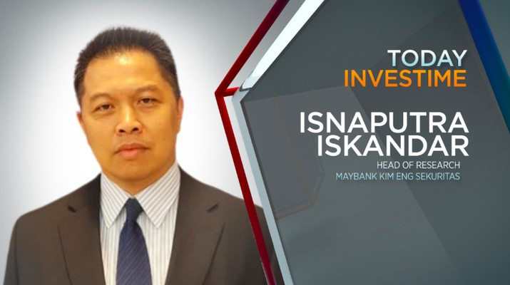 Isnaputra Iskandar, Head Research Kim Eng Sekuritas