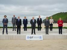 Jurus Baru Negara Kaya 'Hancurkan' Hegemoni Jalur Sutra China