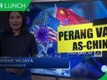 Perang Vaksin AS Vs China