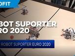 Robot Suporter Euro 2020