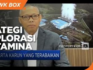 Strategi Eksplorasi Pertamina Geothermal Energy Kelola 15 WKP