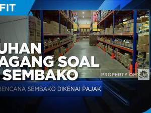 Tolak PPN Sembako! Ini Keluhan Pedagang Pasar Tradisional