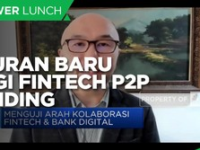 Aftech Soal Pentingnya Aturan Baru Bagi Fintech P2P Lending