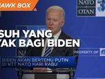 Biden Sebut Presiden Rusia sebagai 'Musuh yang Layak'