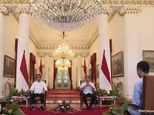 Jokowi Tanya Nadiem: Sudah Lakukan Apa Demi Visi SDM Unggul?