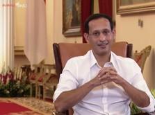 Kabar Terbaru dari Menteri Nadiem soal Sekolah Tatap Muka