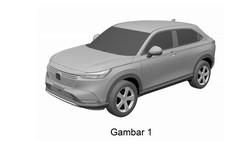 Desain Baru Honda HR-V Sudah Didaftarkan di Indonesia, Kapan Rilis?